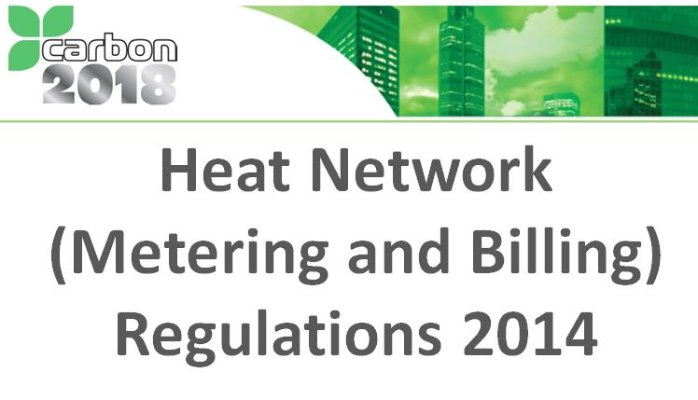 Heat Network Regulations 2014: The heat is still on for commercial landlords