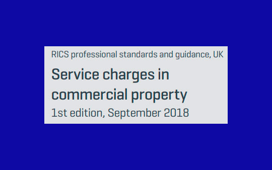 RICS overhauls commercial property service charge rules from April 2019