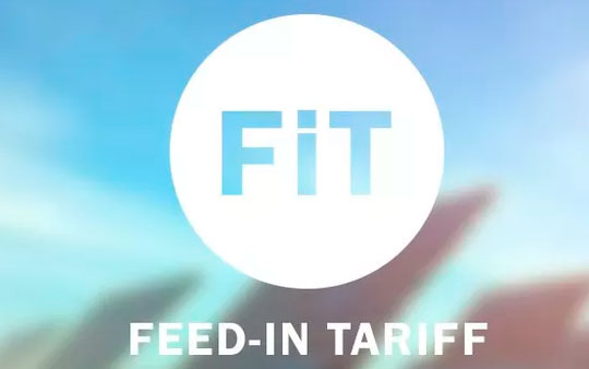 Feed-in Tariffs (FITs) set to close from April