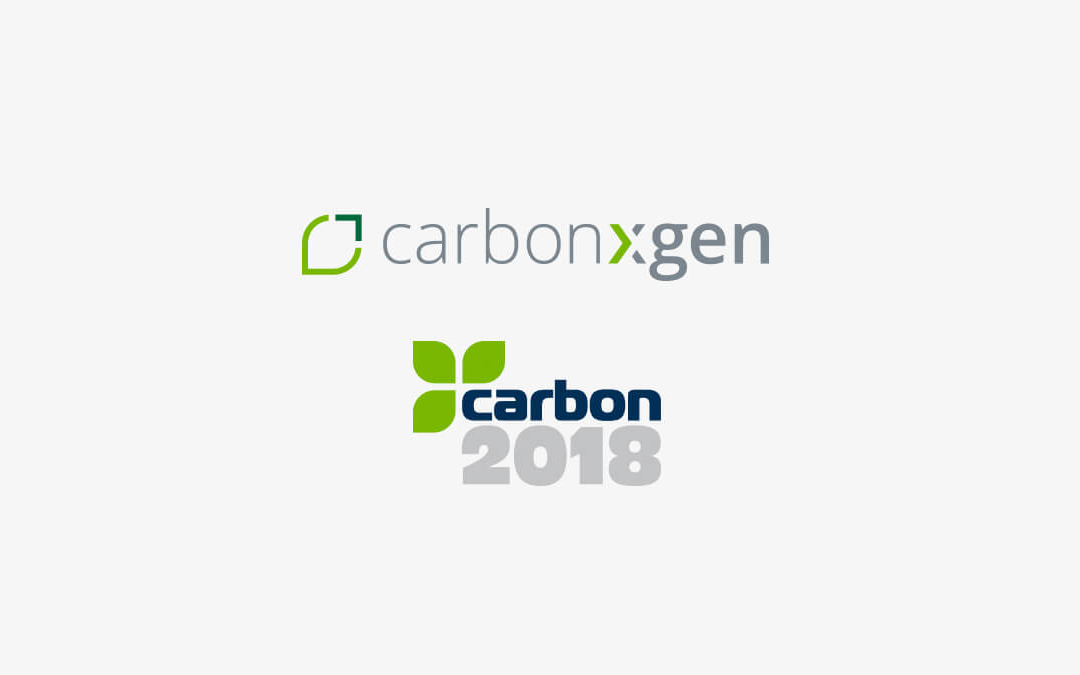 Carbon2018 has rebranded… Carbonxgen