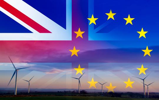 UK publishes stance on EU energy negotiations
