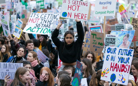 Youth Day 2020: A landmark year for the youth-climate movement