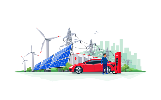 Vehicle-to-Grid technology could deliver significant network savings