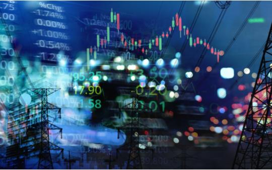 UK energy markets surge into New Year
