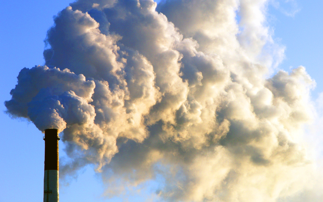 In 2020 greenhouse gas levels hit their highest for 800,000 years
