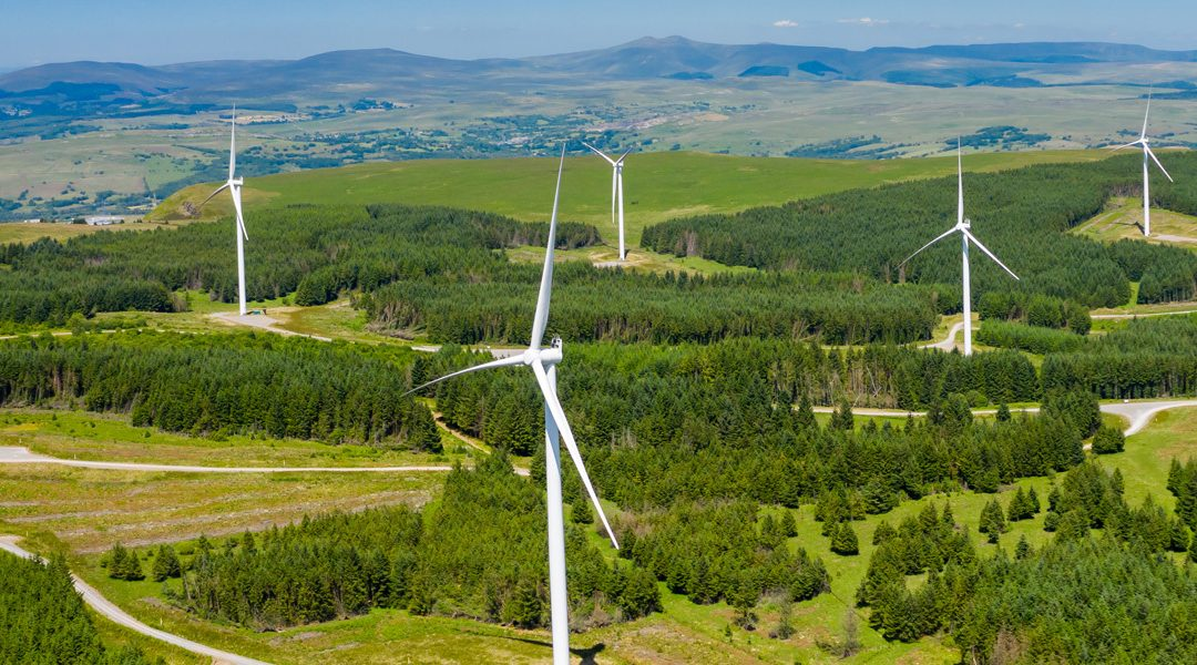 UK's onshore wind projects pipeline reaches 33GW